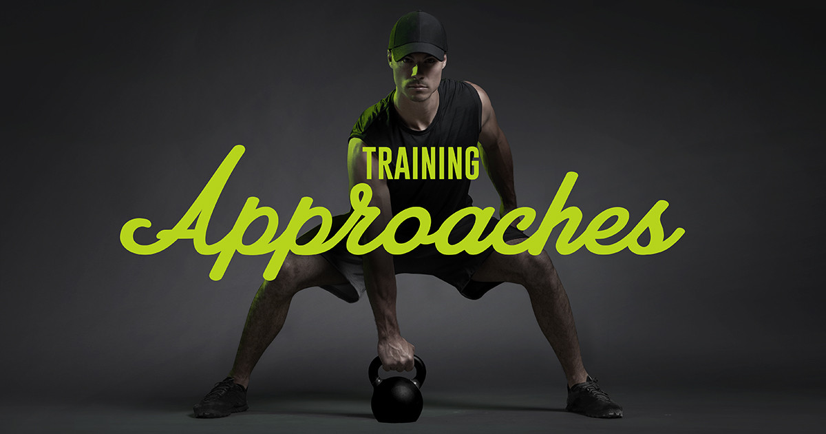 The right training approach for the right results