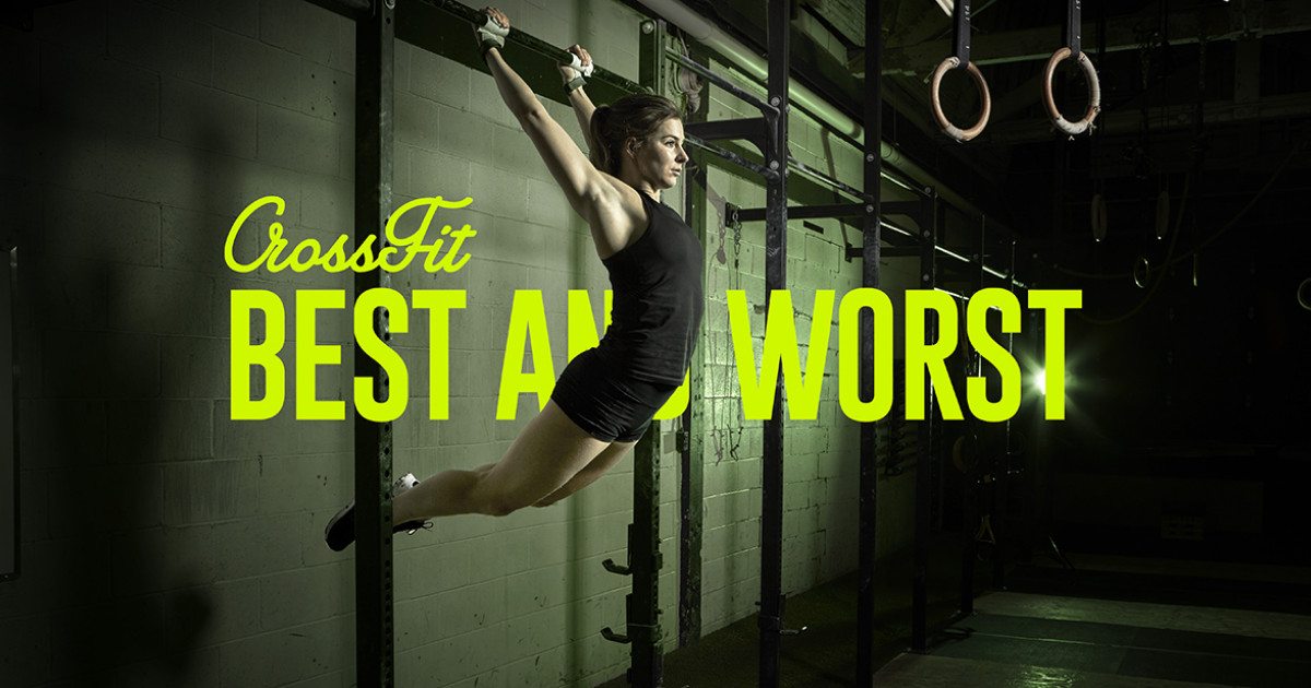 CrossFit. Best and worst practices.