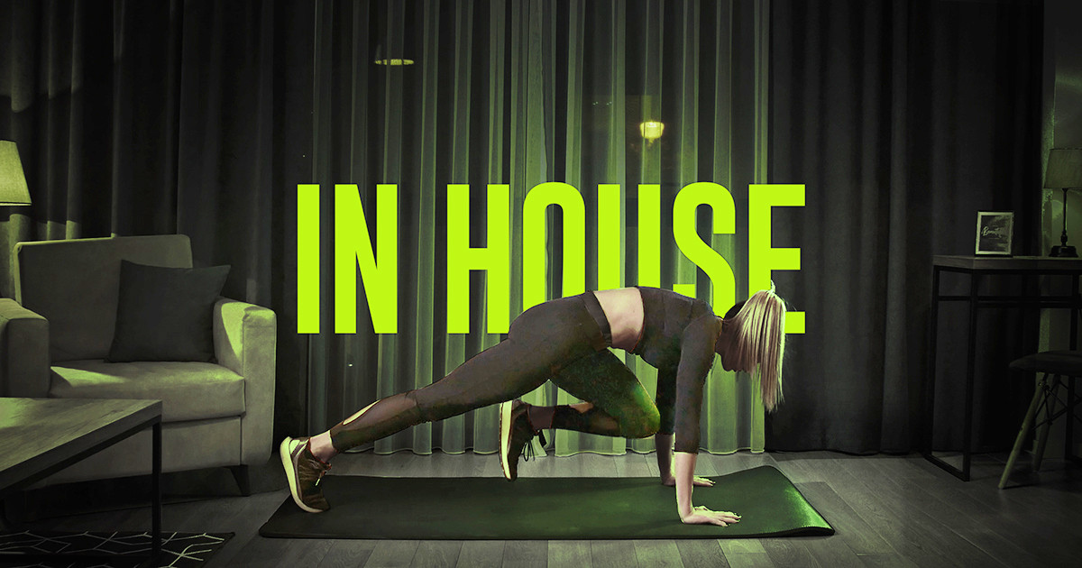 No choice but to exercise at home? Here are some ideas.